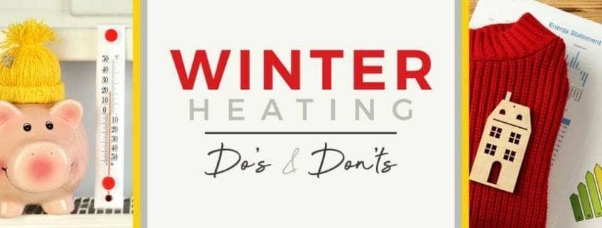 Winter Heating Blog Banner