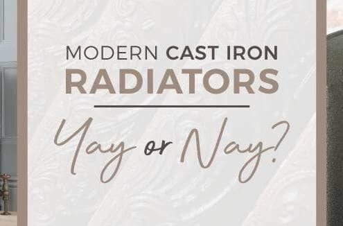 Modern Cast Iron Radiators blog banner
