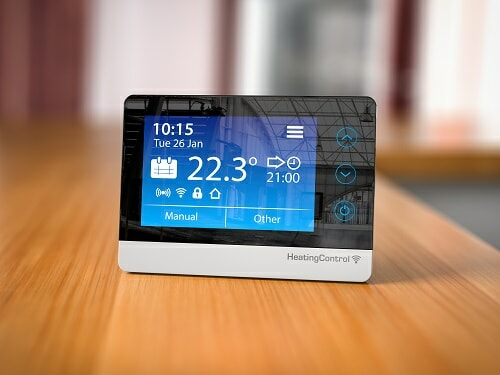 heating your home office with remote smart heating