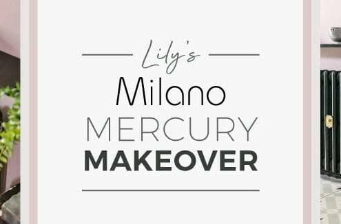 lily's milano mercury makeover blog banner