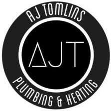 AJ Tomlins Plumbing & Heating logo