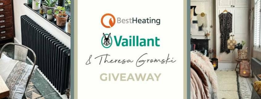 bestheating vaillant theresa gromski giveaway blog banner
