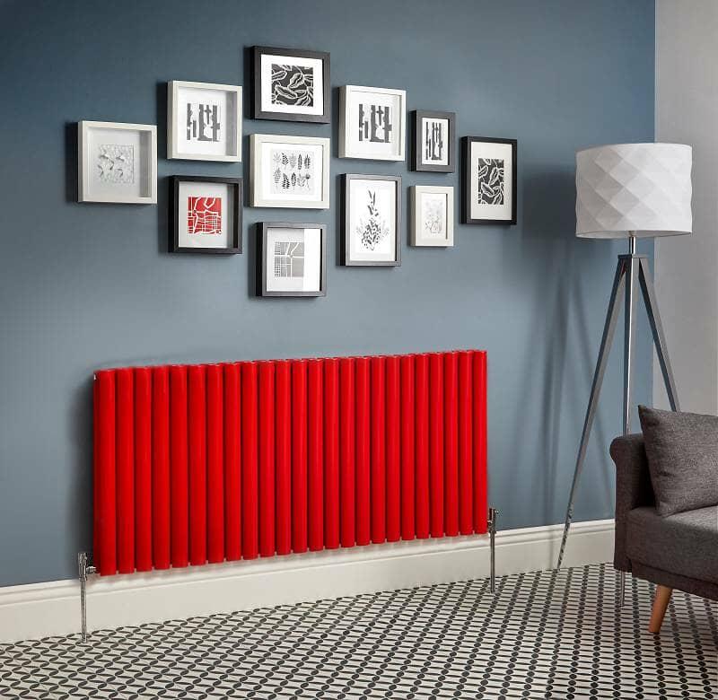 red aurba radiator