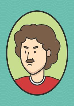 Graeme Souness character image