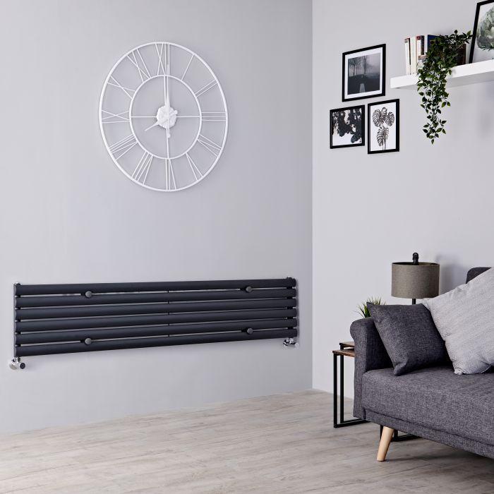 Milano Aruba horizontal designer radiator