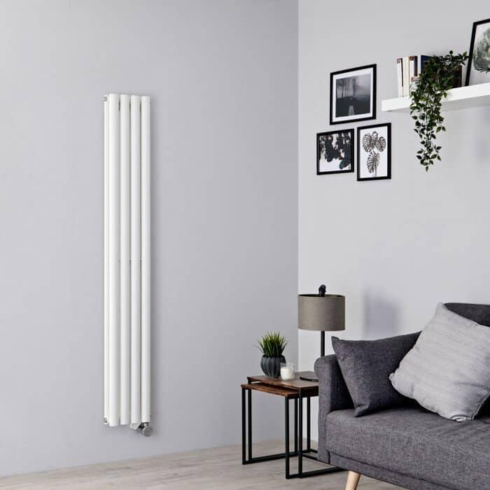 Milano Aruba slim electric radiator