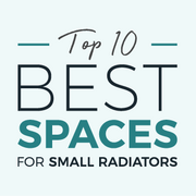 top 10 best spaces for small radiators